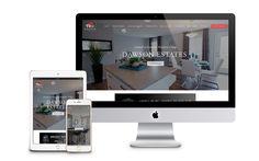 Fraser Homes Website Design - Lindsay Toth