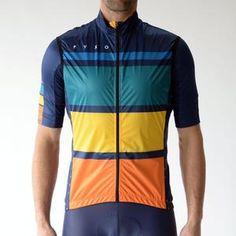 Wildflower Wind Vest - FYXO Cycling Apparel