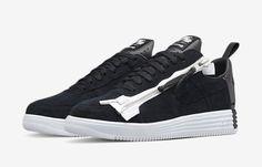 half off 00d89 7a846 acronym-nike-lunar-force-1-black-white-698699- · Marques De Chaussures ...