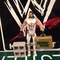 Wwe Seth Rollins New Attire Toy  www.pixshark.com - Images Galleries With A Bite!