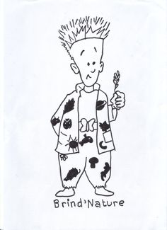 CŒUR-EN-SOI : personnage des MULTIBRIOS représentant l