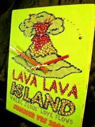 lavalava for florist - Google Search