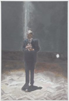 Luc Tuymans  Speech. 2010. Oil on canvas