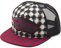 Vans Off The Wall Women's Beach Girl Trucker Hat Cap - Bl... https://www.amazon.com/dp/B00K0U2FEE/ref=cm_sw_r_pi_dp_x_wdjXxb4MBD25T