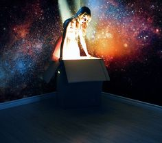 The Magical Mystery Box of Strange and Unknowable Things by Lissy Elle Laricchia, via Flickr
