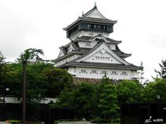 Kokura Castle #Fukuoka #Japan  #JapanWeek  Subscribe today to our newsletter for a chance to win a trip to Japan http://japanweek.us/news  Like us on Facebook: https://www.facebook.com/JapanWeekNY