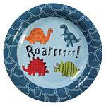 ROARRRR! Dinosaur Invite and Thank You Card Set www.merimeri.com