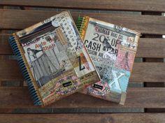 Notebook  16x21 cm. por IvanTellez en Etsy, $13.25