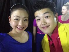 Twitter / MaiaShibutani: Time for the second show! ...