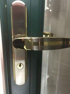 Anderson Exterior Entrance Door Hardware