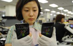 Samsung también es la más fuerte en China http://www.xatakamovil.com/p/42292