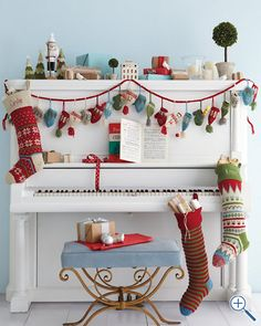 Little mittens advent calendar... Garnet Hill