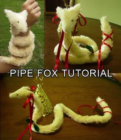 Pipe fox from XXXholic tutorial. Click Deviantart's blue download button on the right to get the tutorial.