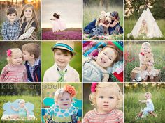 Krista Campbell Photography in NW AR. Must schedule a family session. Seriously.