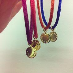 Neue vonhey Armbänder: Für immer, Liebling, Come home, Freundschaft