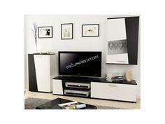 Nadčasová obývacia stena v trendovom tvare a obľúbenom farebnom prevedení. Pisa, Flat Screen, Blood Plasma, Flatscreen, Dish Display