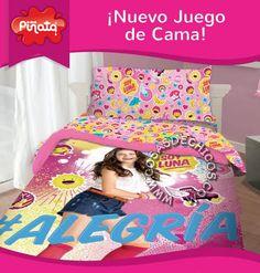#Sabanas #SoyLuna #Disney Original #Piñata #CosasDeChicos Social Platform, Kids And Parenting, Diy And Crafts, Sons, Toddler Bed, Lily, Furniture, Rollers, Inspiration