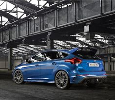 2016 Ford Focus RS (2.3-liter, 350hp)