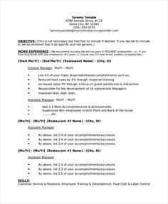 Sample Executive Management Resume Sample Resume Template For Hr Executive  Hiring Manager Resume .
