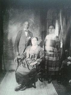 James van der Zee , Portret rodzinny,1926