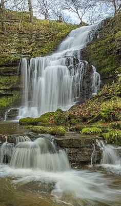Dales National Park, Yorkshire, Inglaterra
