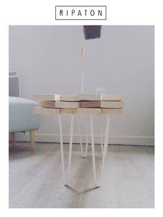 Atelier Ripaton — Made in France  Superbe DIY déco fait par notre cliente avec…