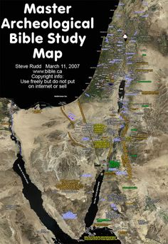 Fully illustrated and 3D maps, with graphics, names and locations in chronological order.