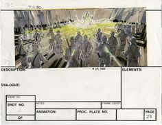 Cinematic Design - Raiders of the Lost Ark - 07.11.1980 - The Lucas Museum of…