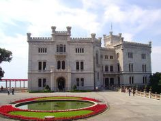 Castle Miramare, Trieste, Italy