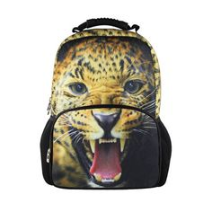2014 new 3D tiger head/owl bags backpack for school kids,animal children schoolbag for boys,fashion shoulder bags for men free-in School Bag...