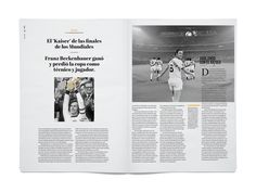 La10 - Soccer Magazine on Behance