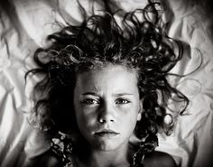 black and white dramatic lighting photography by Kate T Parker LOVE HER