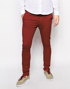 Diversify the chino game #maroon