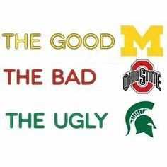 Be honest. O$U is waaayy worse than State. They should be ugly
