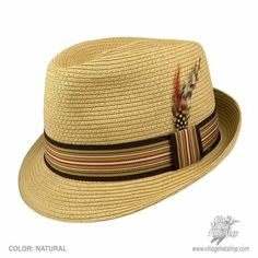 Jaxon Fedora Hat (Here's a men's fedora for under $30. Get it for your guy and steal it when he's not wearing it.)