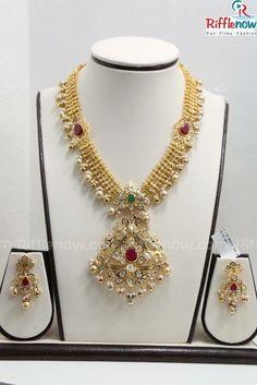 120 Gms long necklace