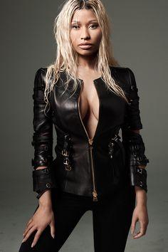 Nicki Minaj   By: Thomas Whiteside ELLE   APRIL 2013