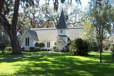 christ church st simons island - Google Search