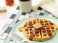 What's Cooking? Alton's Oat Waffles #AltonBrown #Breakfast