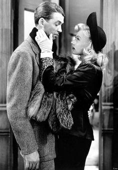 Jimmy Stewart andGloria Grahame