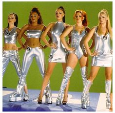 Spice Girls...oh the memories...