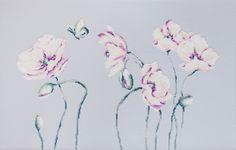 Amapolas violetas