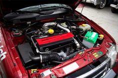 """Saab 900 NG """"Pikes Peak"""" Racecar     saab-2.0-engine"""