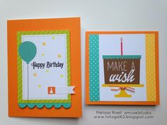 Amuse Studio Birthday Snap Cards are awesome for quick cards!  Melissa Roell  Amuse Studio Creative Consultant www.totogal62.blogspot.com