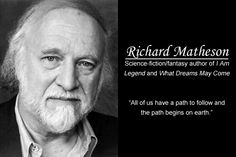 Quotes For Writers: Richard Matheson