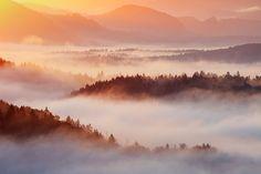 In the Beginning — te5seract:  Horizons&Morning Impression...