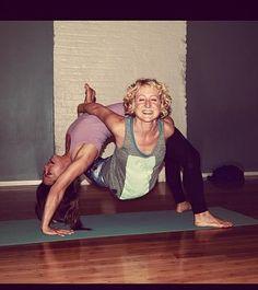 Bow and Wheel Mash UP! » Yoga Pose Weekly
