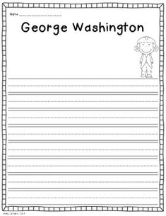 the washington papers  the complete correspondence writing a policy paper