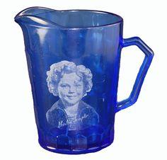 CYBERMOGUL DOLLS on Ruby Lane http://www.rubylane.com/item/441959-3035/Shirley-Temple-cobalt-blue-Hazel #shirleytemple