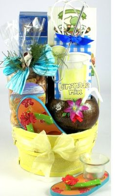 Tropical Gift Baskets - The Hawaiian Home